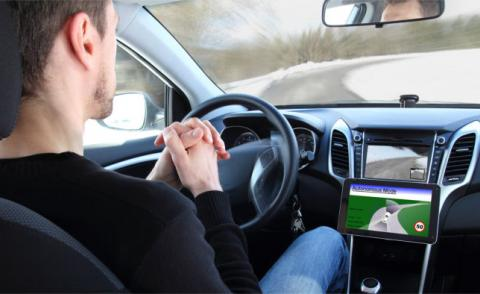 Autonomous self-driving car © RioPatuca Images - Fotolia
