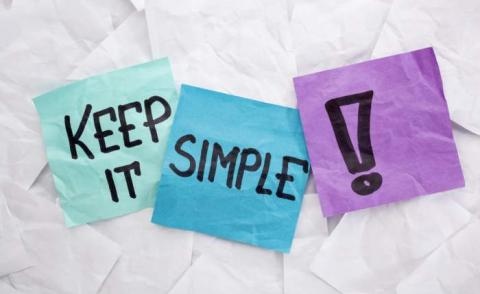 keep-it-simple-postits