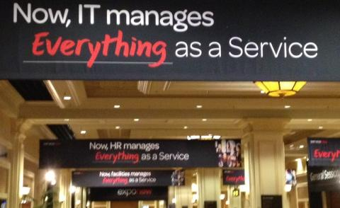 ServiceNow banners