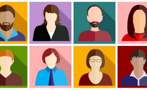 colourful people icons © andreusK – Fotolia
