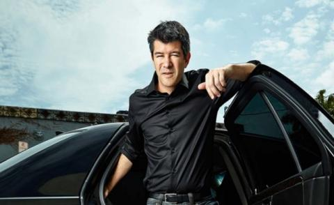 Travis Kalanick - uber CEO