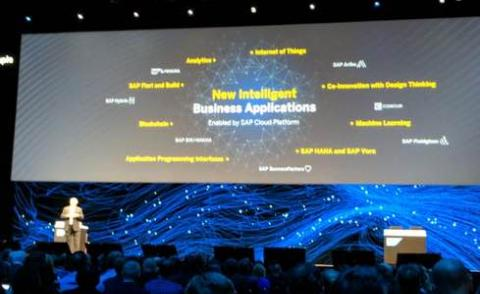 SAP intelligent apps