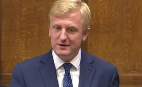 Oliver Dowden, Cabinet Office Minister