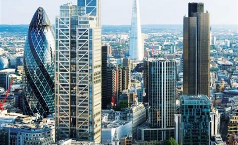 Heron Tower Salesforce