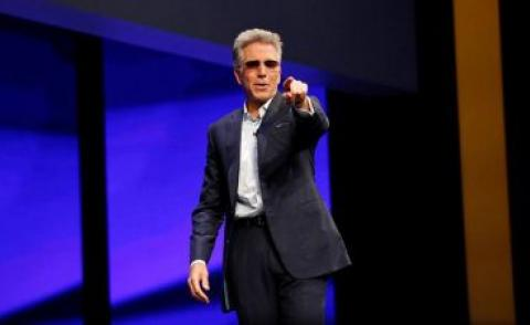 Bill McDermott CEO SAP at Sapphire Now 2018 370px