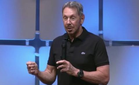 Larry Ellison Soar Launch