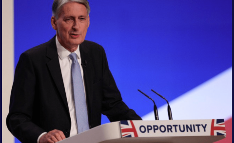 Philip Hammond Tory Conference
