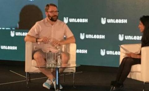 Cal Henderson CTO Slack interview Unleash19 London by @philww