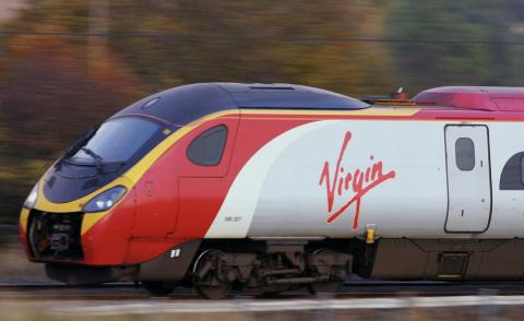 Image of Virgin Train