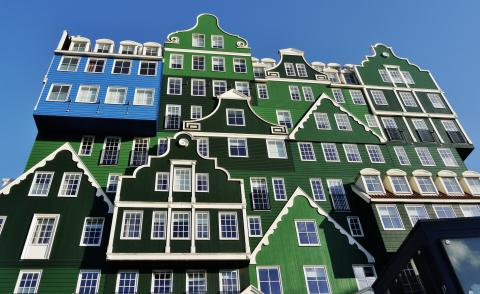 Image of a hotel in Zaanstad
