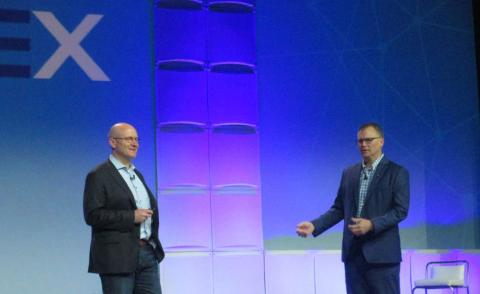 Plex CEO Bill Berutti at PowerPlex