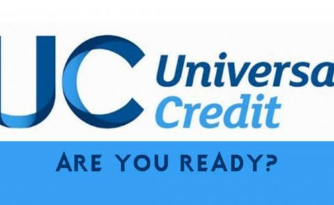 Image of Universal Credit logo
