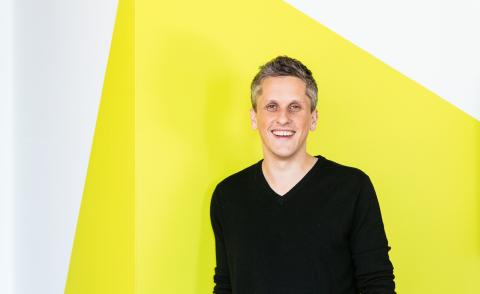 Image of Aaron Levie, CEO of Box