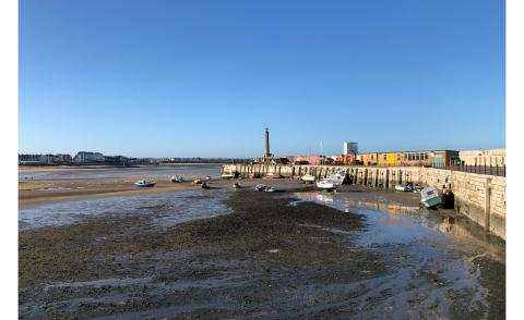 An image of Margate harbour