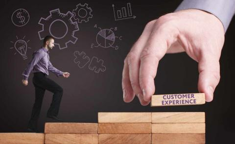 customer experience steps