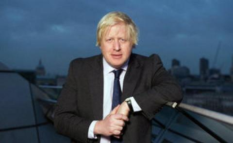 An image of Prime Minister Boris Johnson