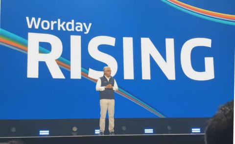 Aneel Bhusri at Workday Rising 2019
