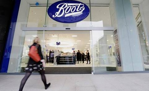 Image of a Boots pharmacy
