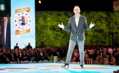 Bret Taylor CPO Salesforce at Dreamforce 2019