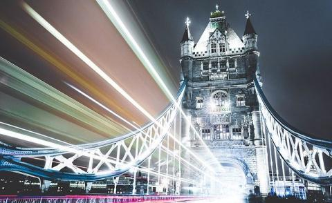 Image of Tower Bridge in London