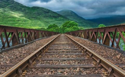 Image of a railway