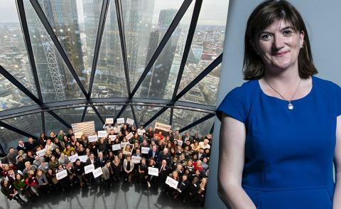 Image of Baroness Nicky Morgan