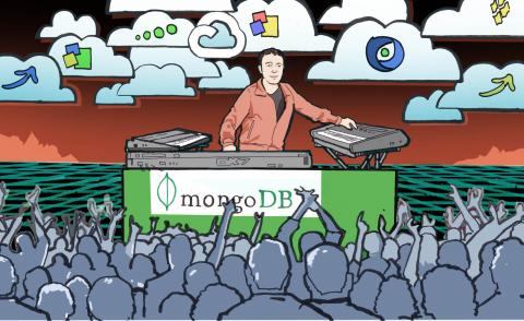 Image of Dominic Wellington MongoDB