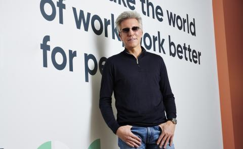 Image of Bill McDermott ServiceNow CEO