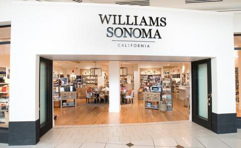 Image of a Williams Sonoma Store