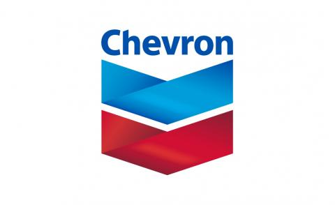 Image of Chevron logo