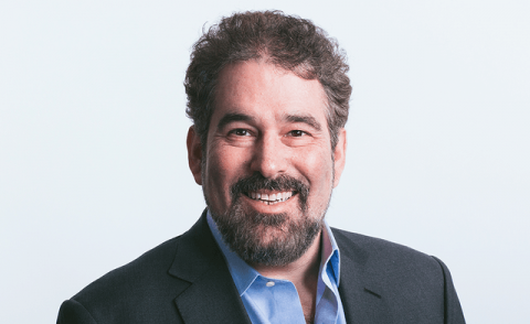 Image of Pega CEO Alan Trefler