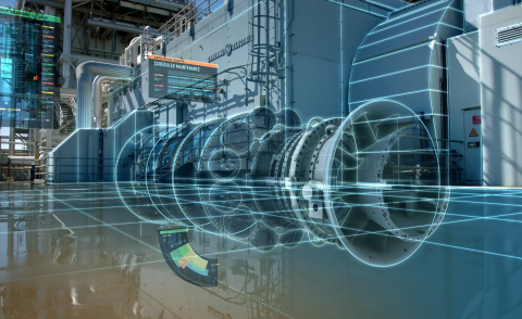 Image of a GE Digital manufacturing solution