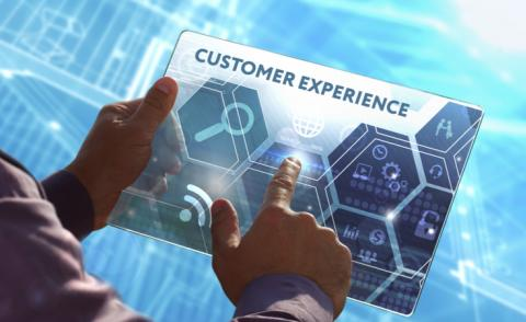 Business, technology, Internet concept customer experience © Photon photo - shutterstock