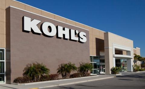 Image of a Kohl's store
