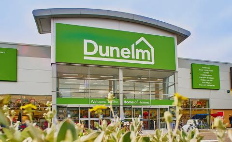 Image of a Dunelm store