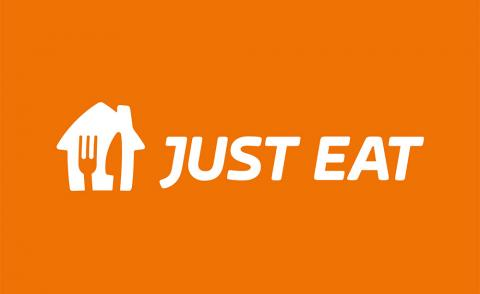 Image of the Just Eat Logo