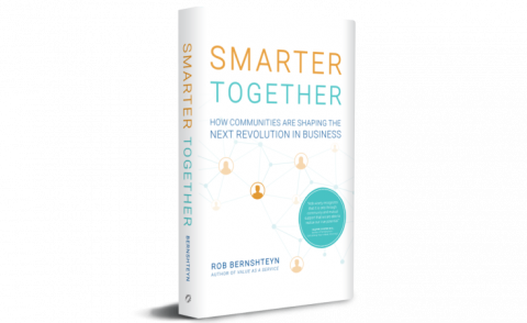 Rob Bernshteyn Smarter Together book image