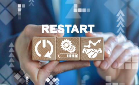 Reboot and recovery of mid-size enterprises after crisis © Panchenko Vladimir - shutterstock