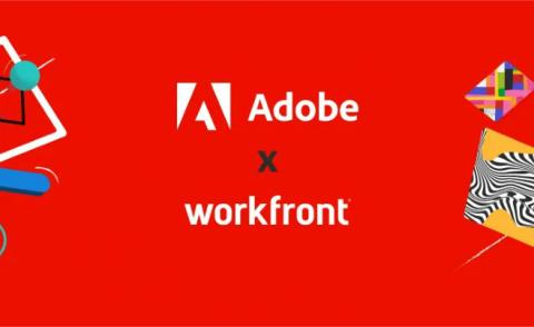 Adobe x Workfront panel