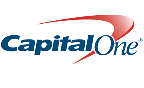 Image of the Capital One logo