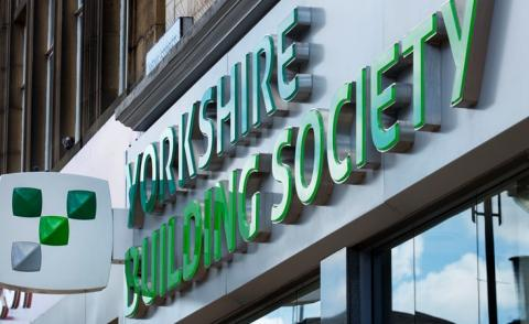 Image of Yorkshire Building Society branch