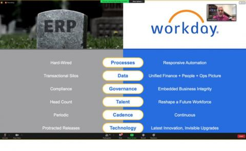 Workday Innovation Summit 2021-04 ERP RIP screengrab